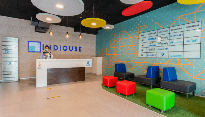 IndiQube -  Penta| Bookofficenow