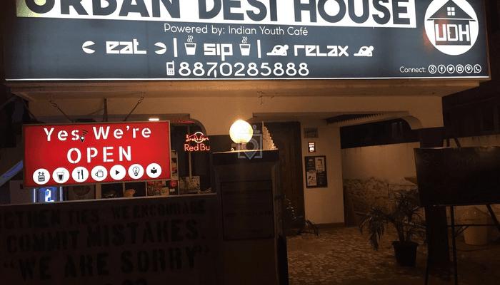 Urban Desi House| Bookofficenow