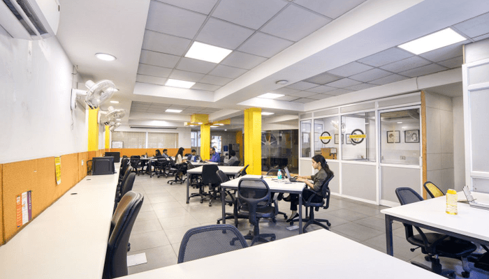 CoworkIn Kushal House Nehru Place| Bookofficenow