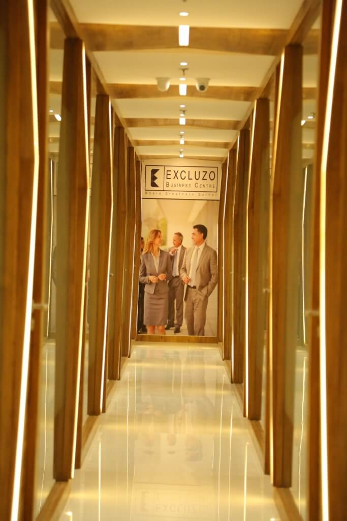 Excluzo Business Center Surat| Bookofficenow