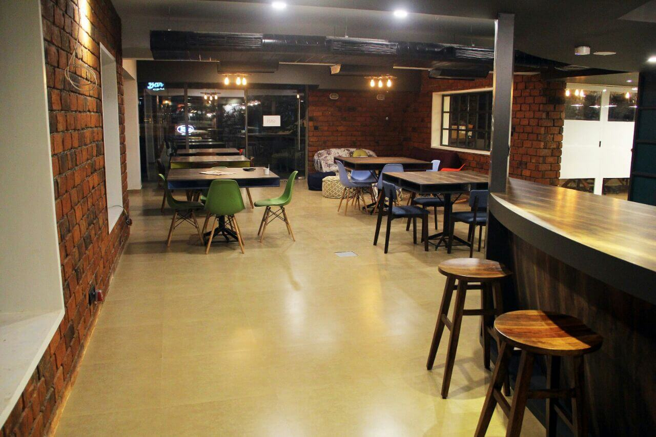 Commune Coworks| Bookofficenow