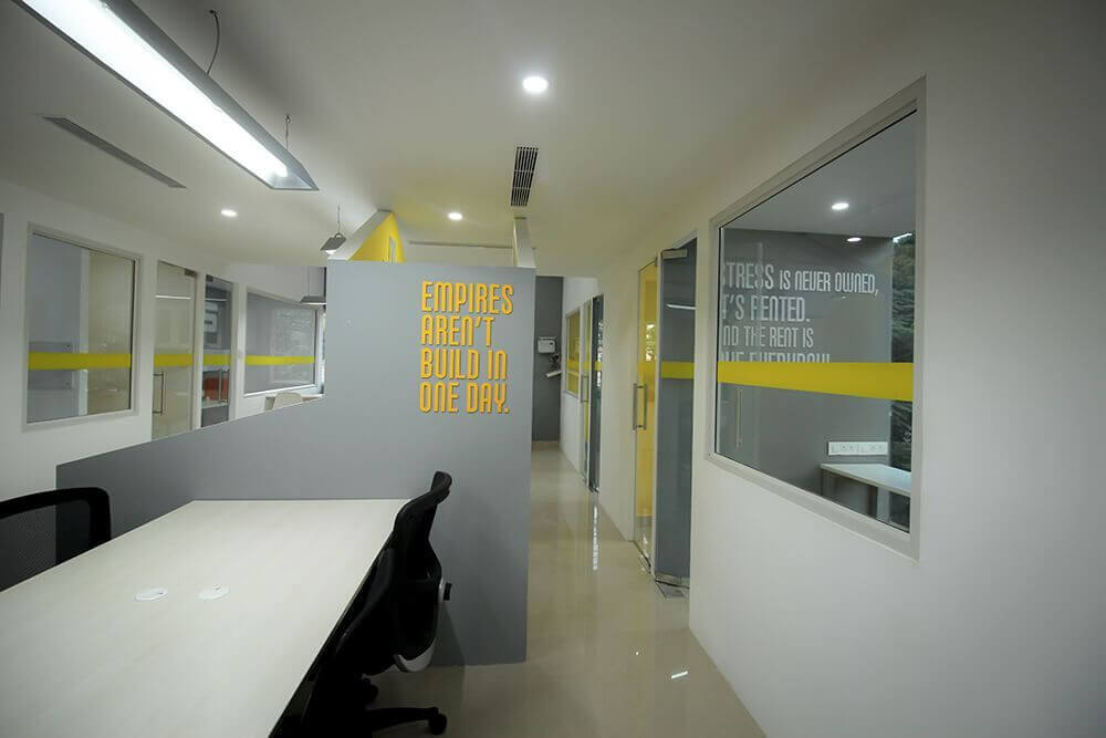 Solo Cubes Museum Road Bengaluru| Bookofficenow
