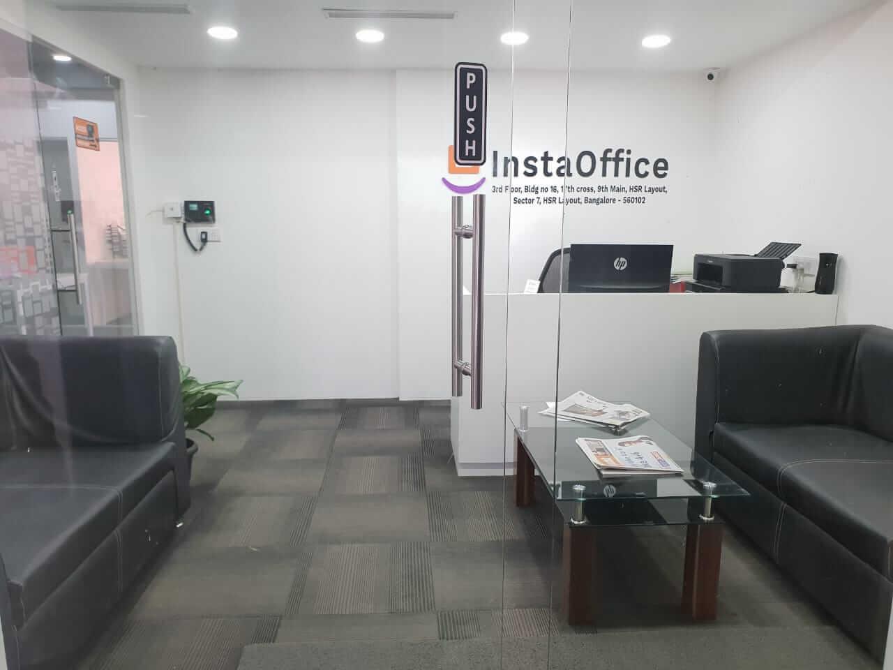 InstaOffice Sector 7