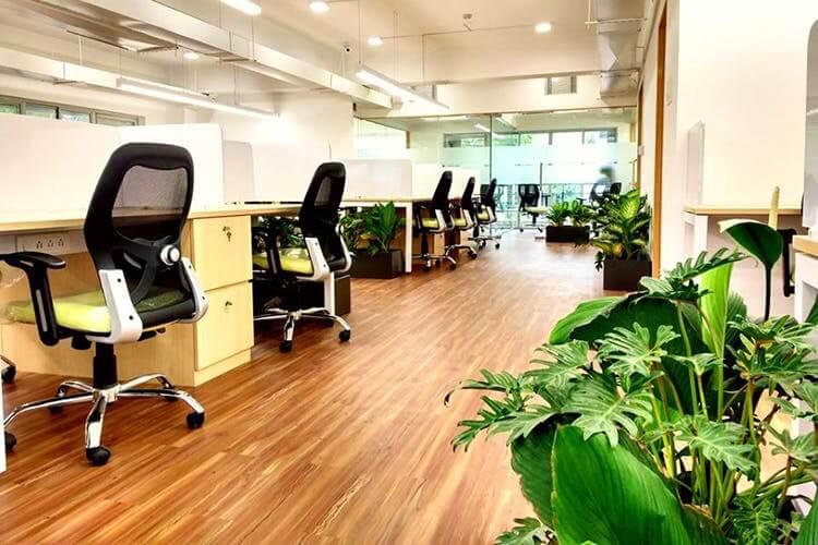 Wolfpack Workspaces Vasanth Nagar| Bookofficenow
