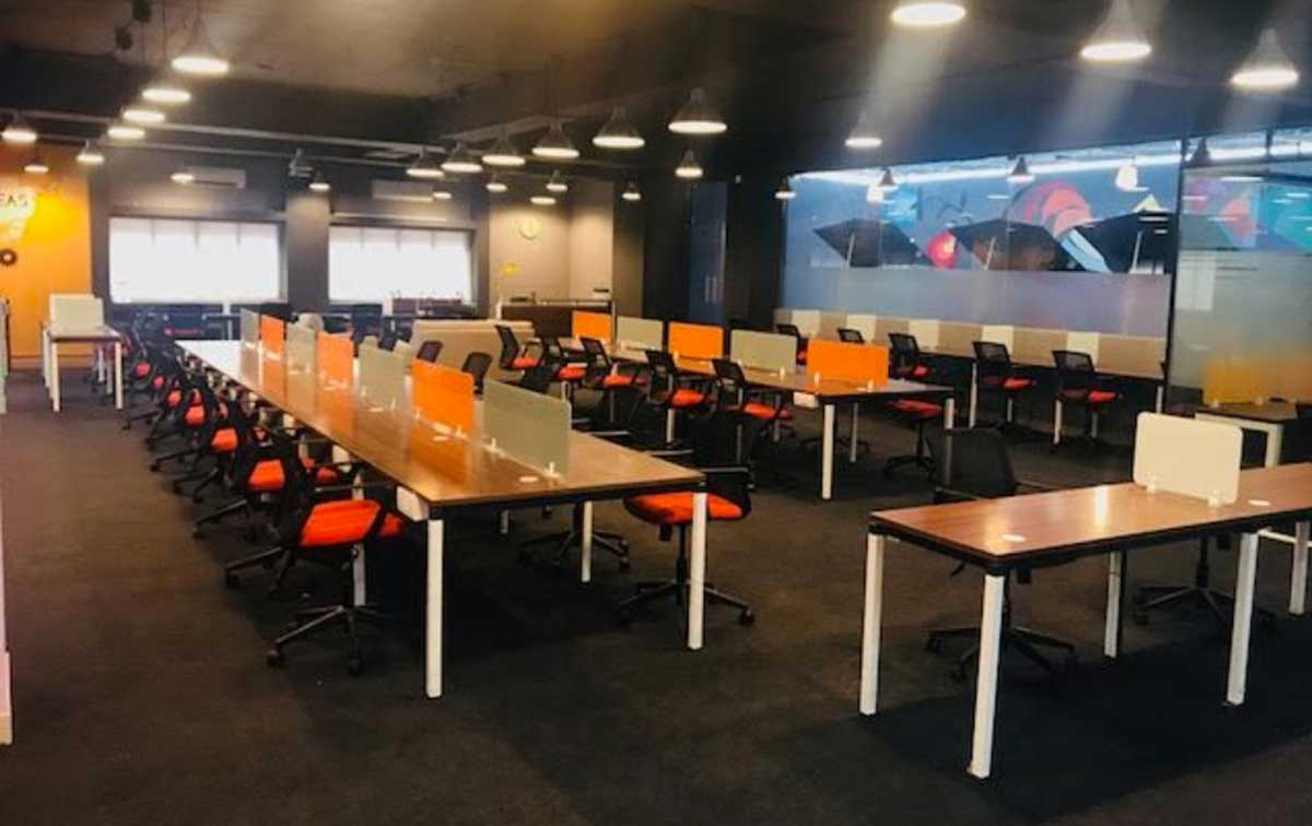 Muse Hub Coworking space| Bookofficenow