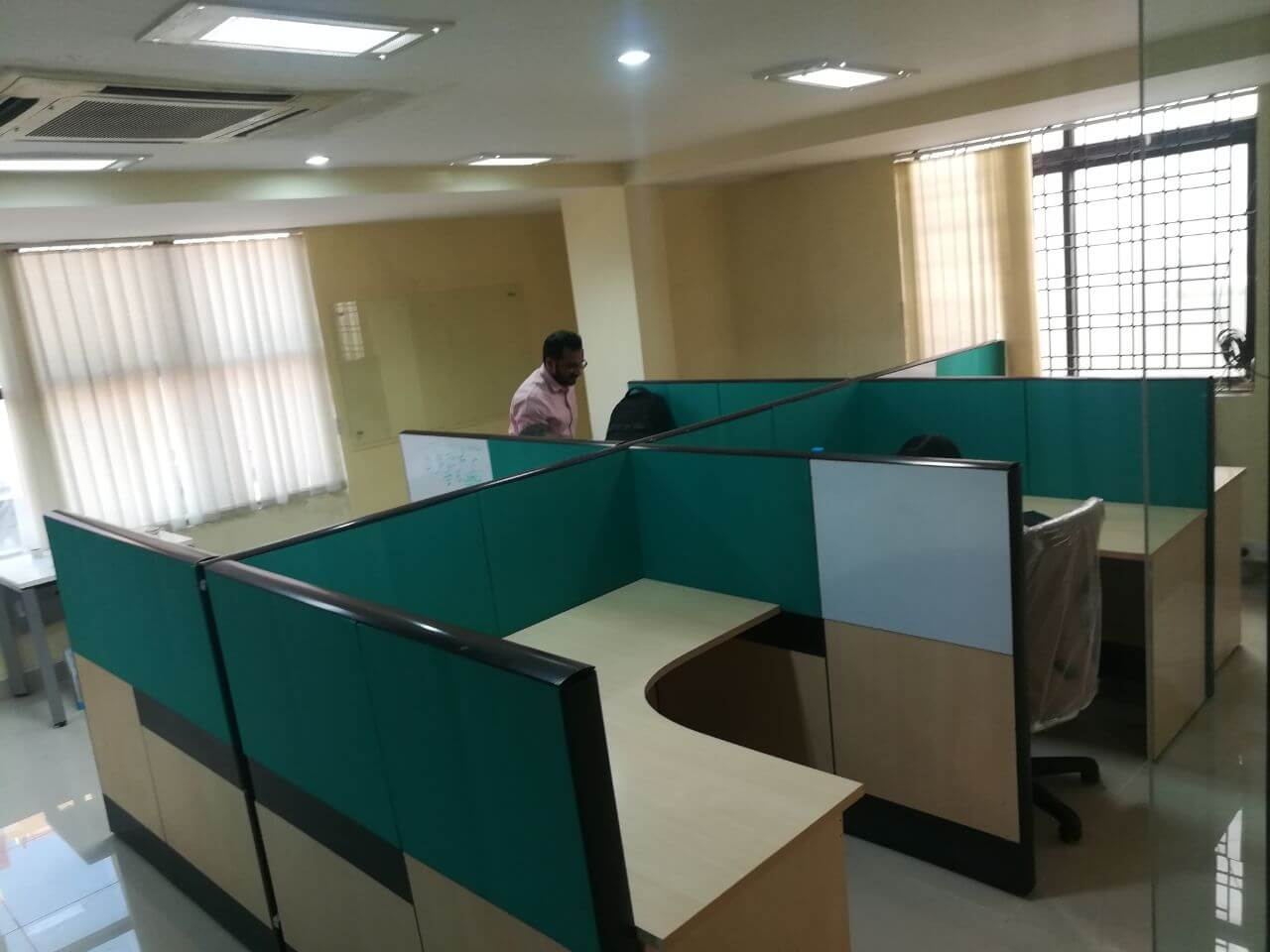 In Cubes| Bookofficenow