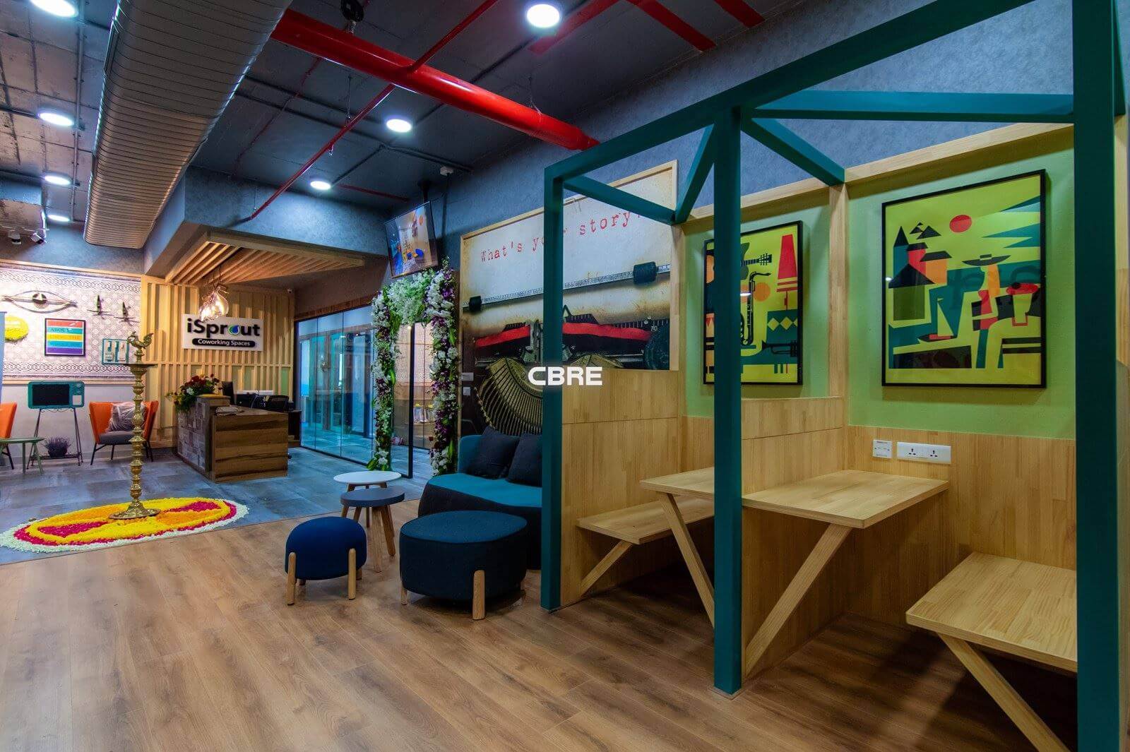 iSprout Guindy| Bookofficenow