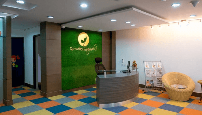 SproutBox Phase 1 Okhla  Bookofficenow