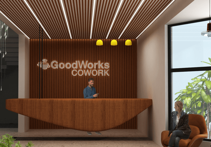 GoodWorks Electronic City| Bookofficenow