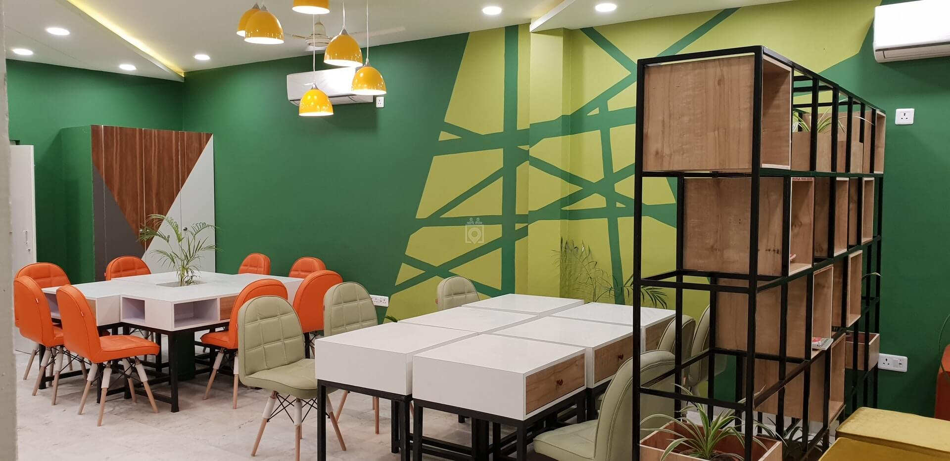 ECORK Coworking and Creative Spaces| Bookofficenow