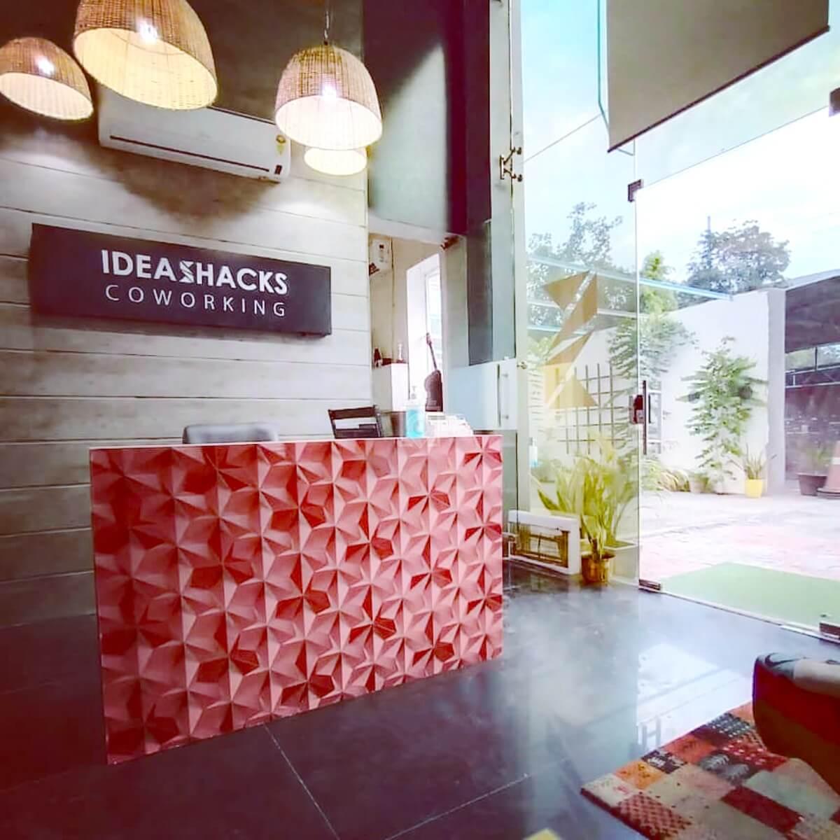 Ideashacks| Bookofficenow