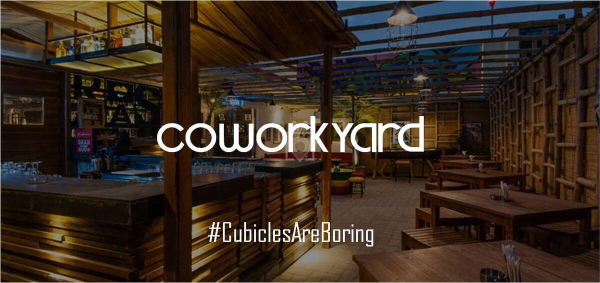 Coworkyard Park| Bookofficenow