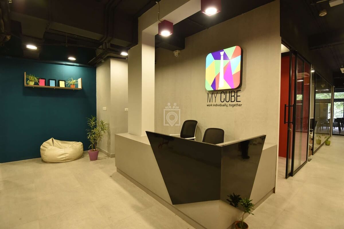 My Cube Park Street| Bookofficenow