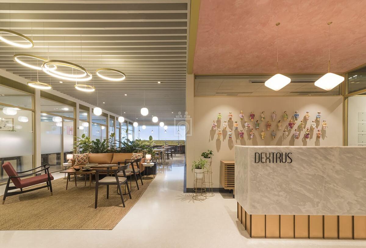 Dextrus Peninsula Corporate Park| Bookofficenow
