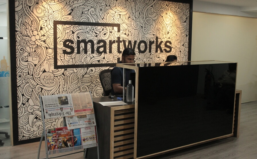 Smartworks  Victoria Terrace| Bookofficenow