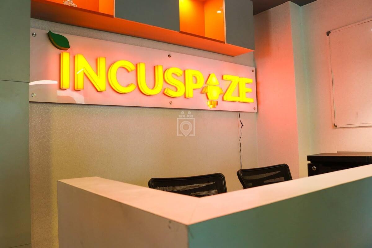 Incuspaze| Bookofficenow