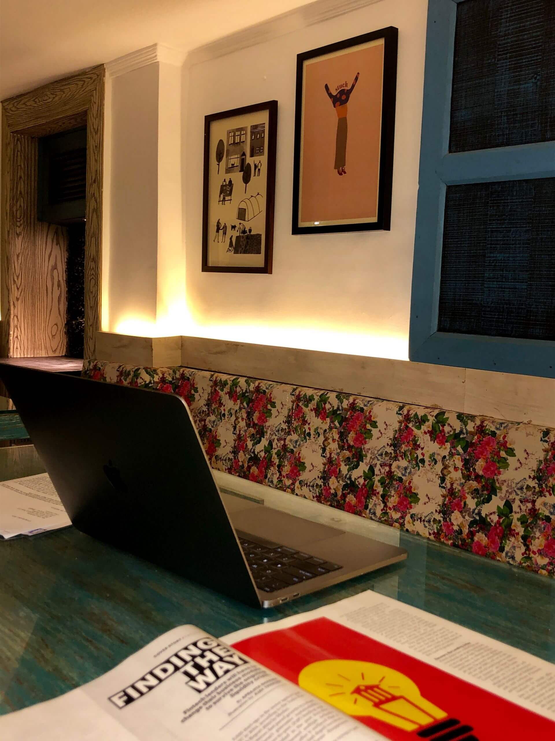 Co Work by D Café| Bookofficenow