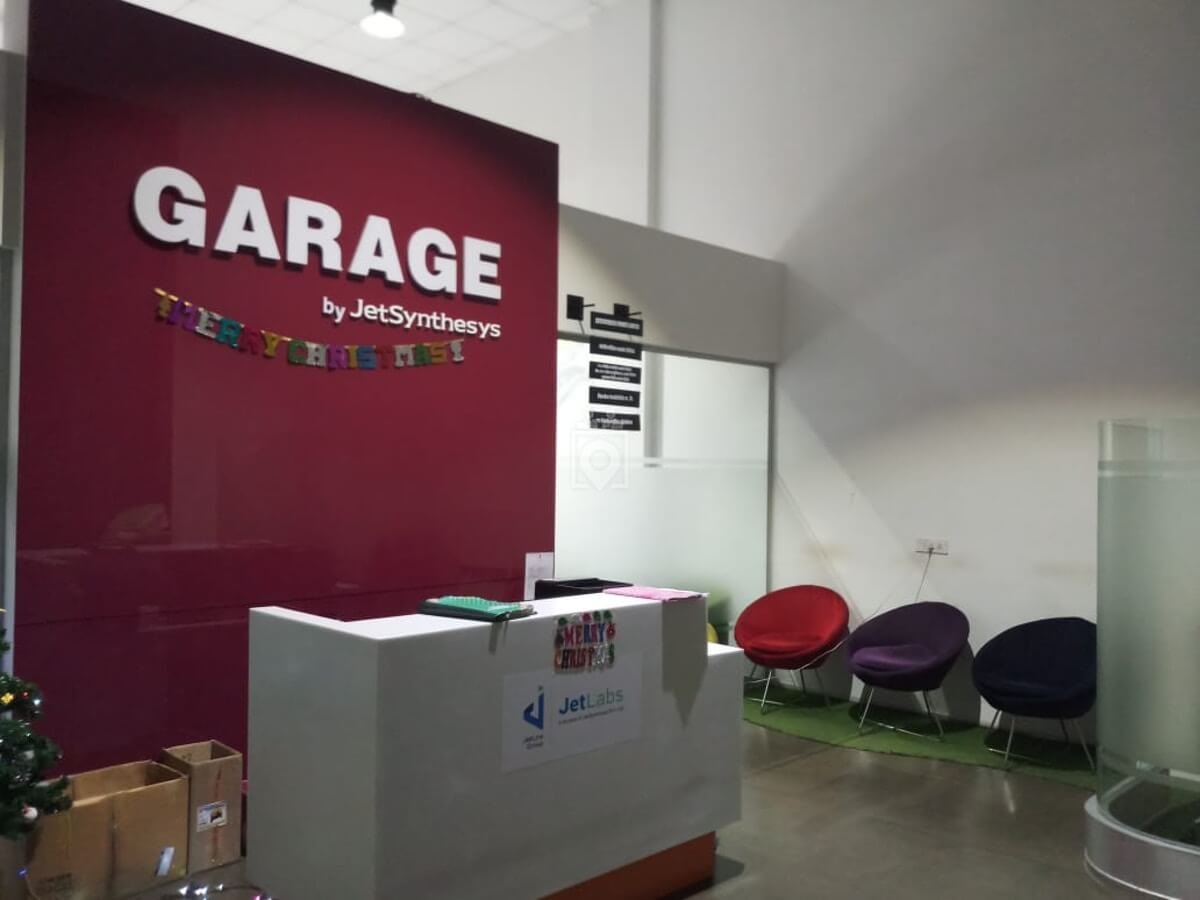 Garage Co-Working| Bookofficenow