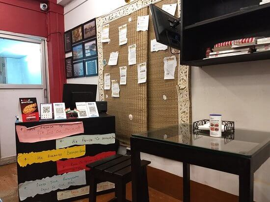 FRYDE CAFE| Bookofficenow
