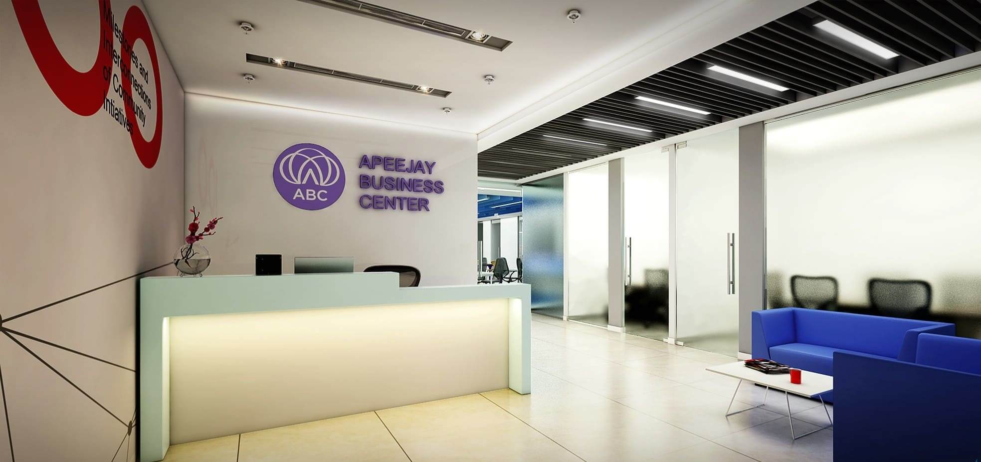 apeejay business centre| Bookofficenow