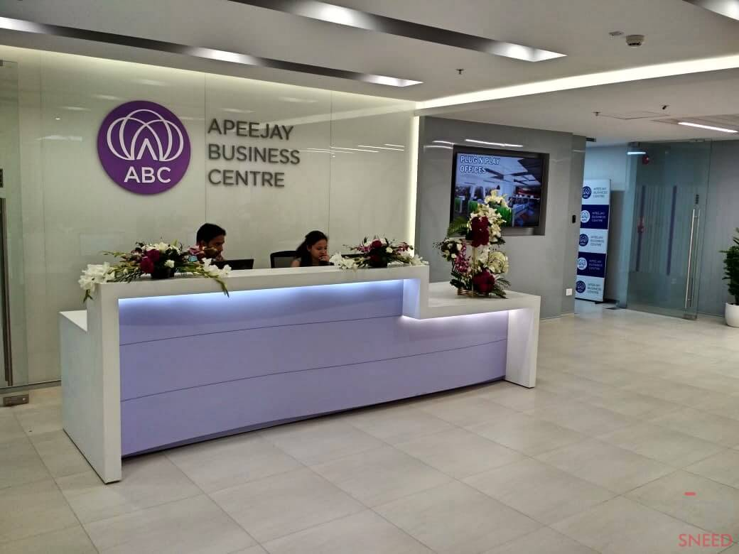 apeejay business centre Nungambakkam| Bookofficenow