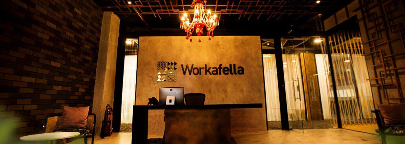 Workafella  Kondapur| Bookofficenow