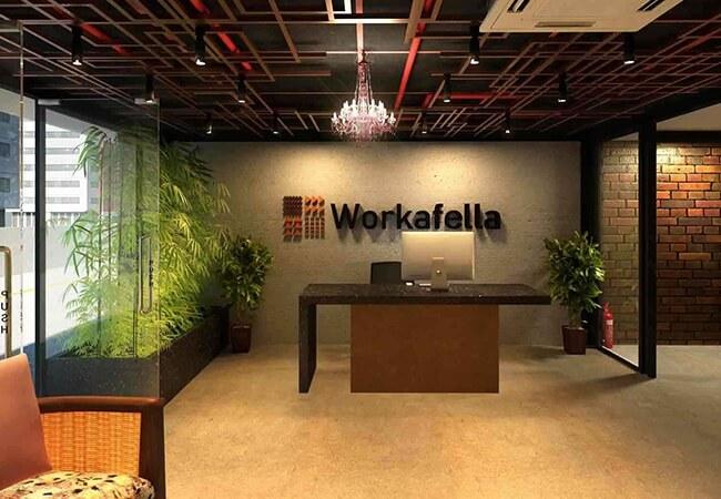 Workafella | Bookofficenow