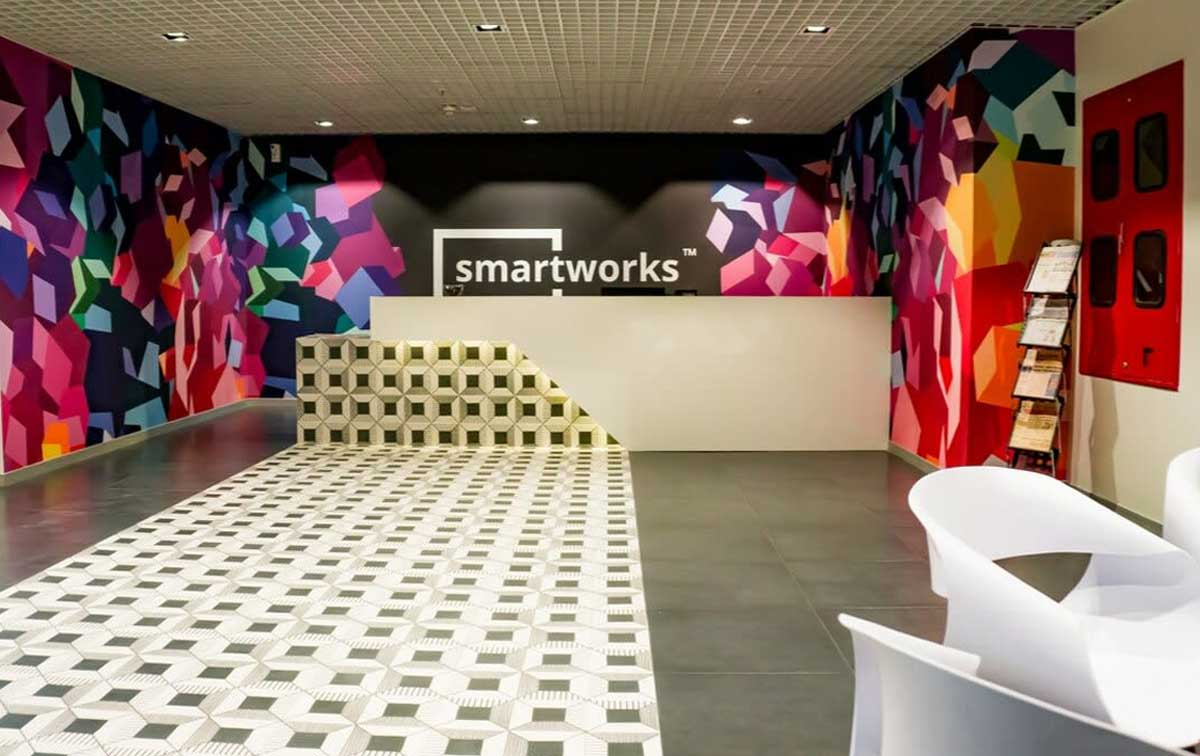 Smartworks | Bookofficenow