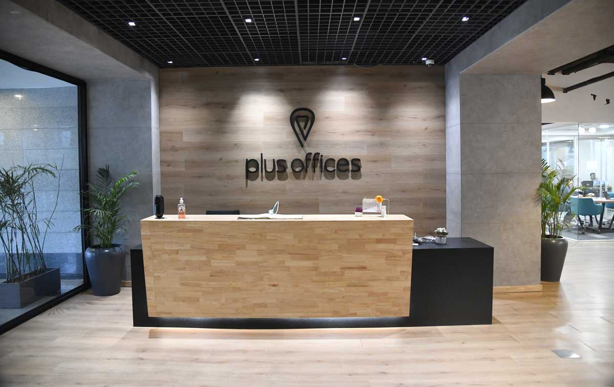 Plus Offices  Sector 67  Bookofficenow
