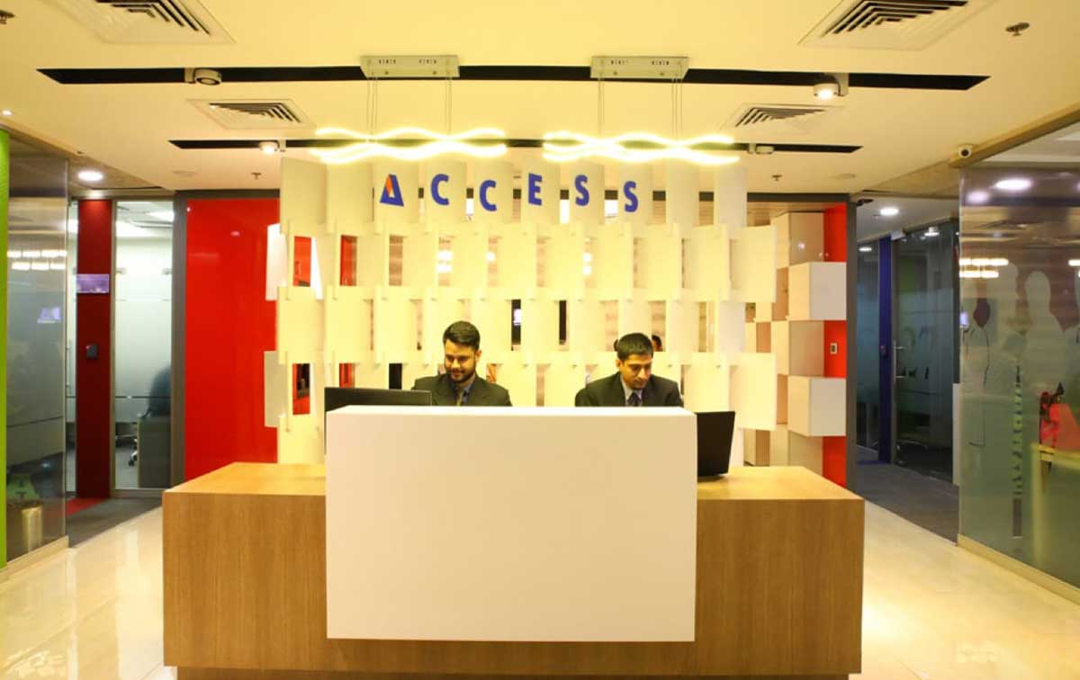 AccessWork Sector 48| Bookofficenow