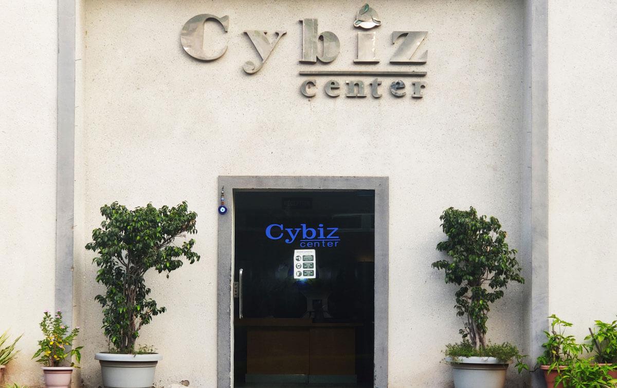 Cybiz Centre| Bookofficenow