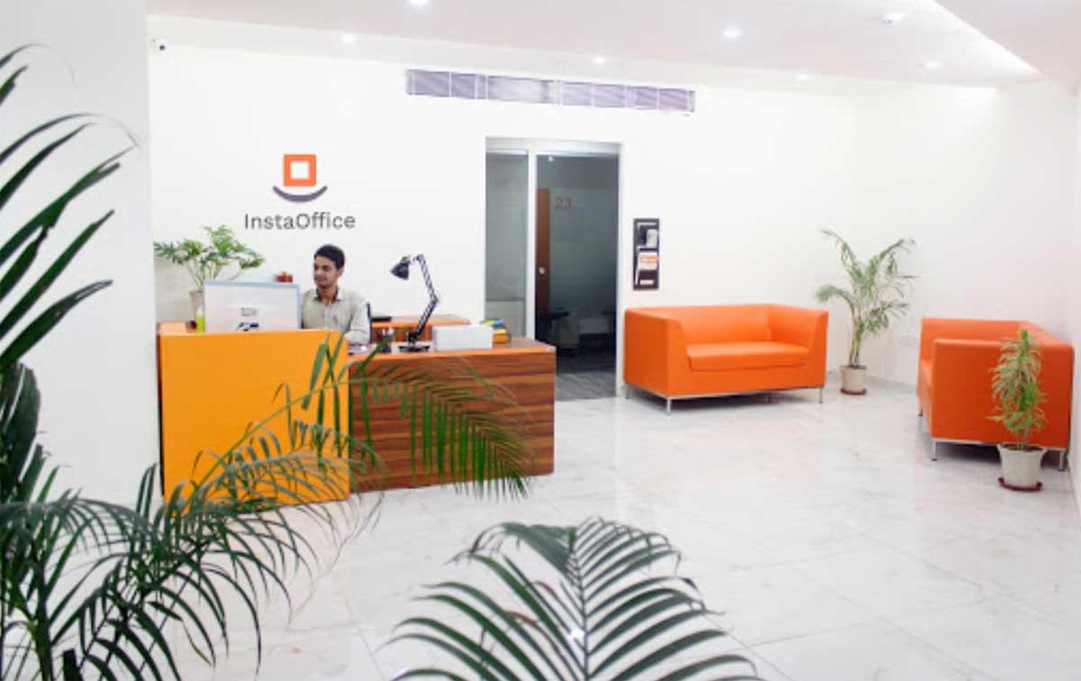 Instaoffice Sector 45 Gurugram| Bookofficenow