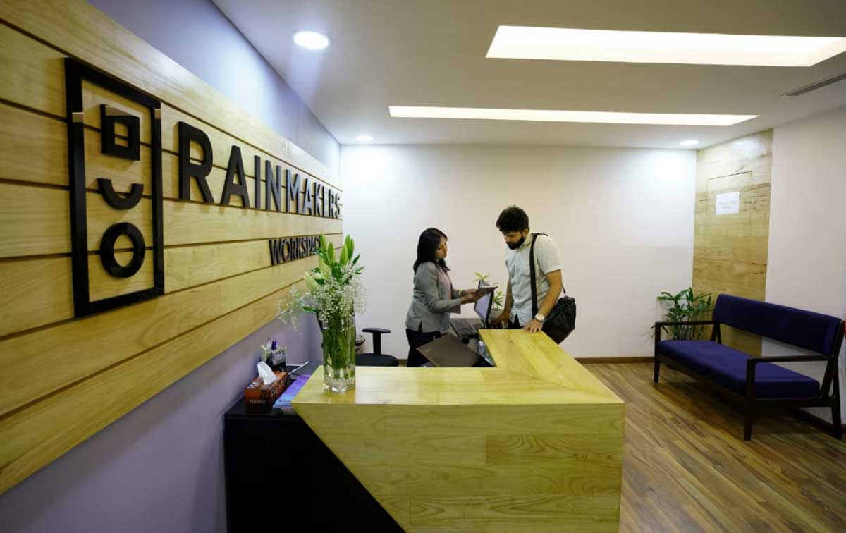 Rainmakers | Bookofficenow