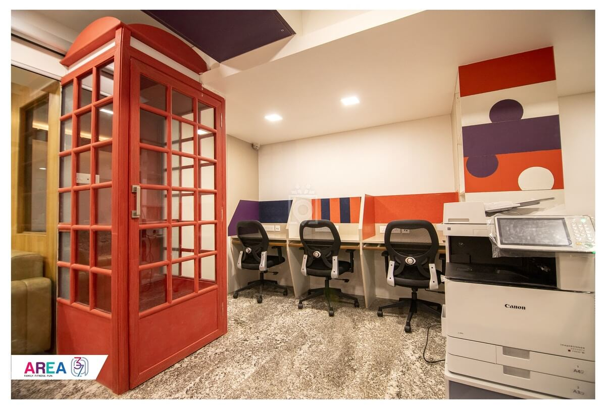 Space@37 - Coworking Space| Bookofficenow