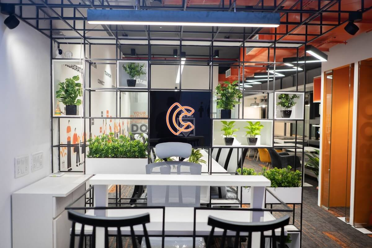 Chartered Coworks| Bookofficenow
