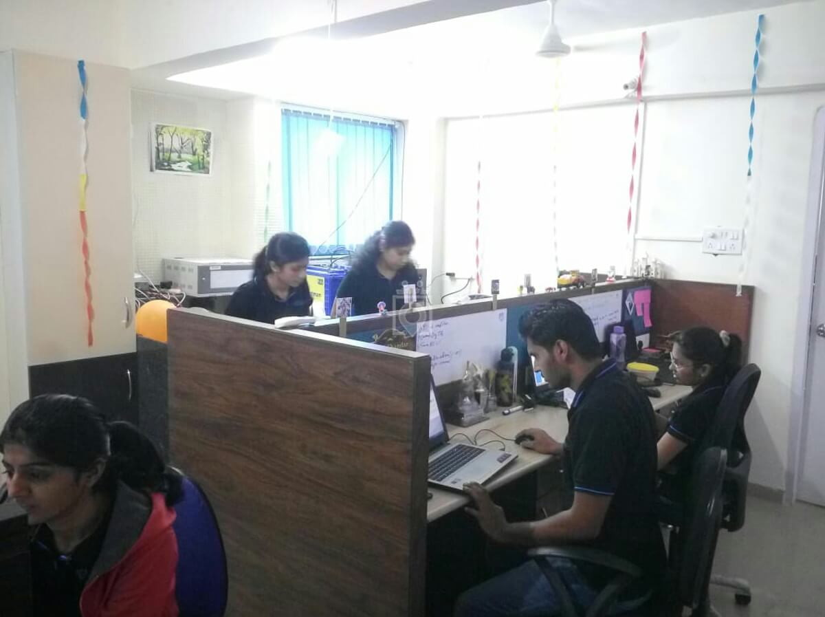 VCN Co-working Space Baner| Bookofficenow