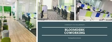 Bloom Desk| Bookofficenow