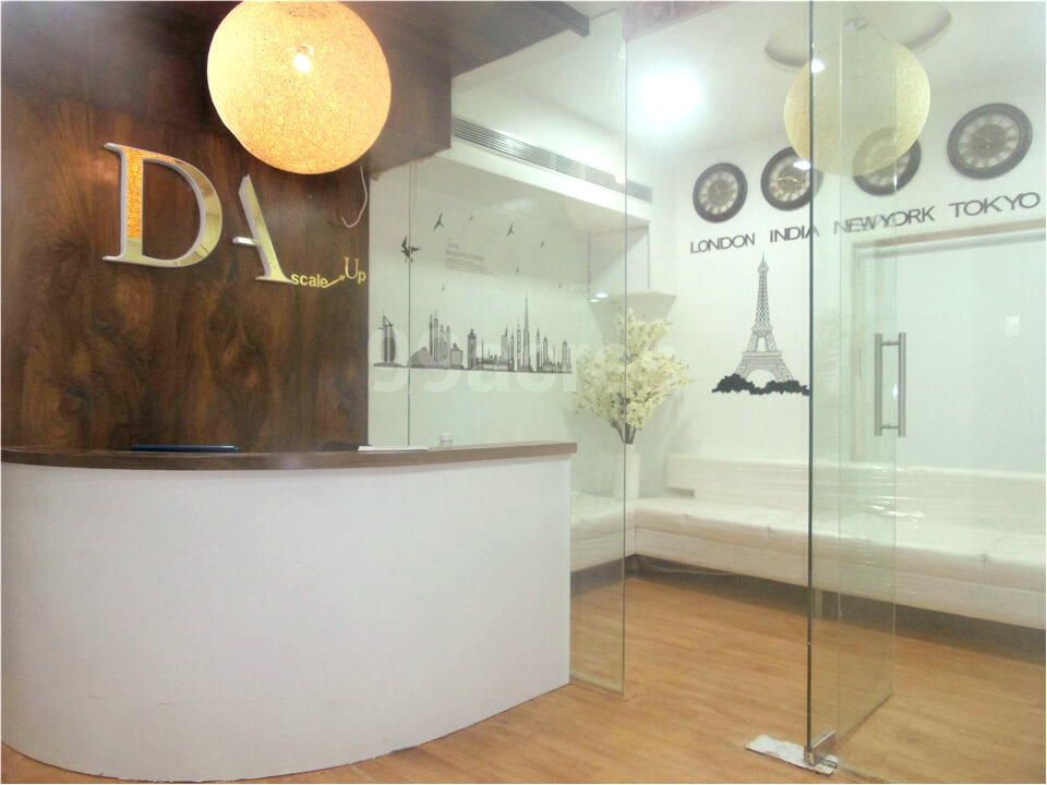 Dimensional Avenue Old Nagardas Road| Bookofficenow
