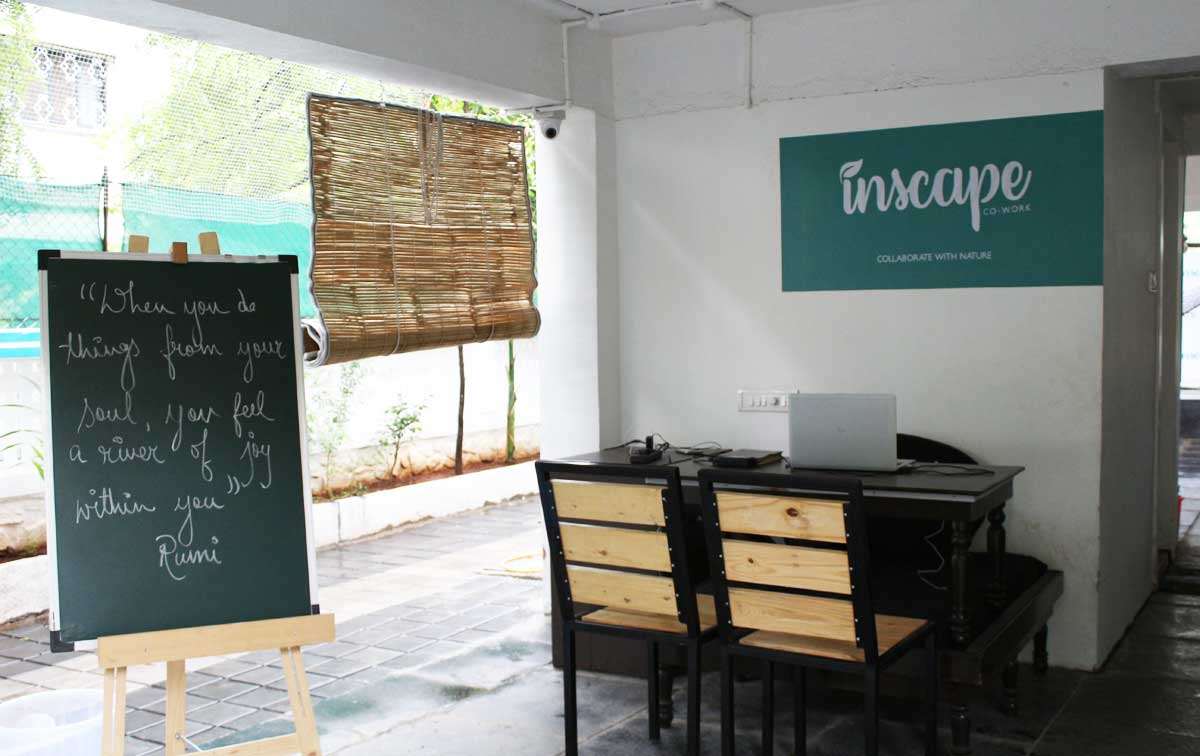 Inscape Cowork | Bookofficenow