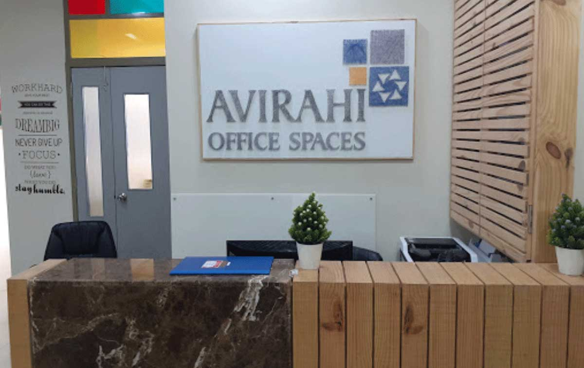 Avirahi Office Space