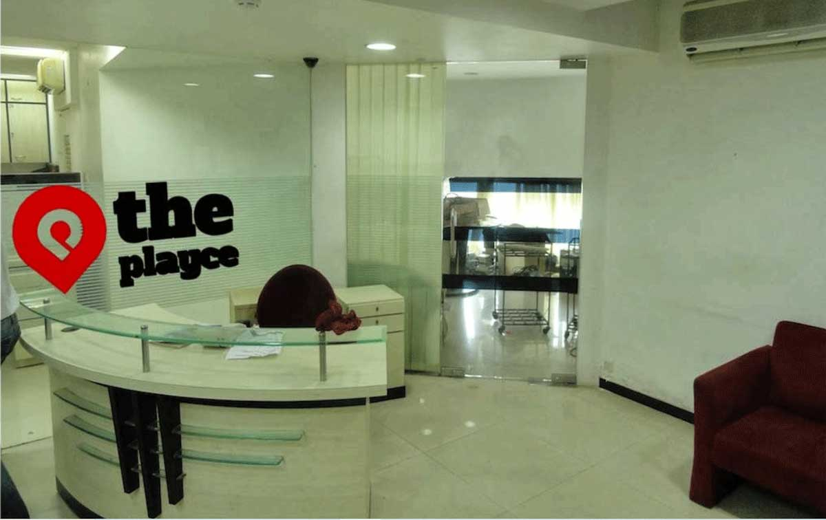 The Playce Coworking | Bookofficenow
