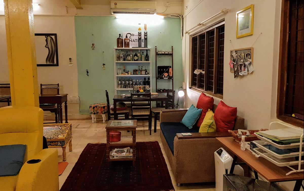 Native spaces  Andheri West  Bookofficenow