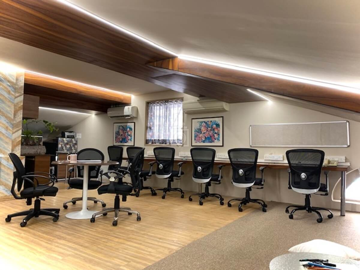 S G Spaces & Concepts Pvt Ltd| Bookofficenow