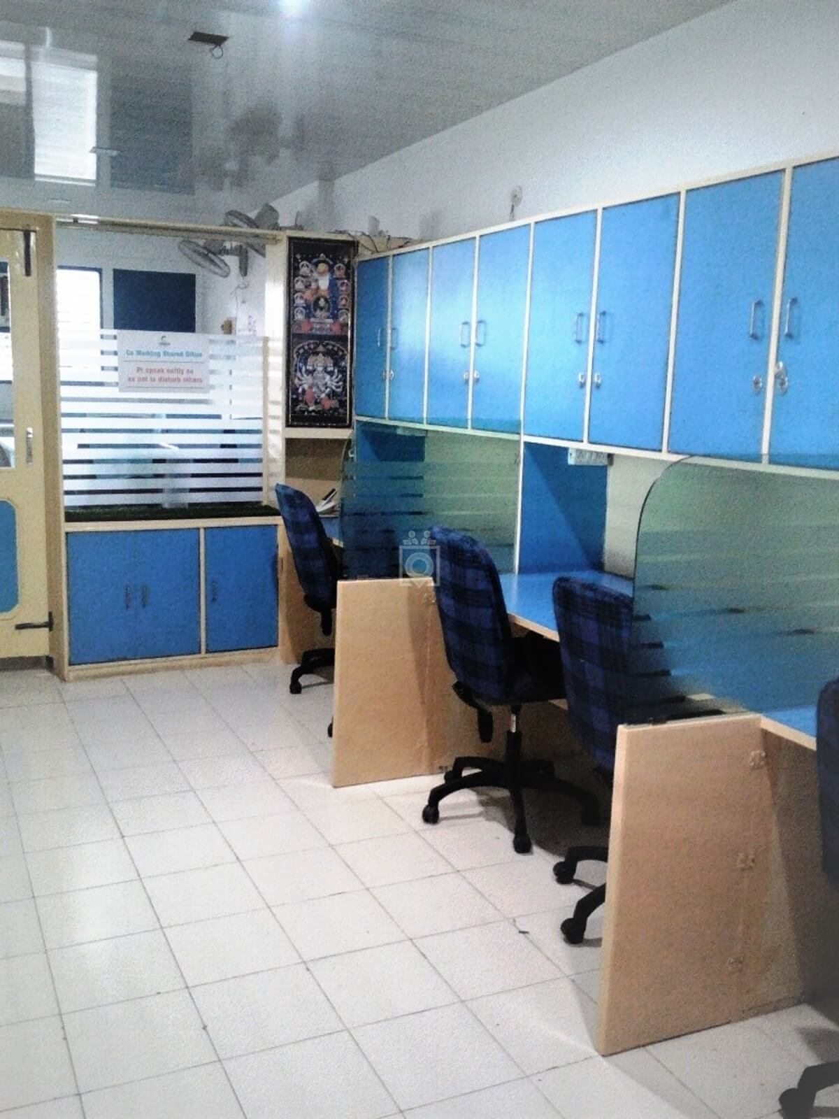 Cozyco Office Industrial Area Phase II  Bookofficenow