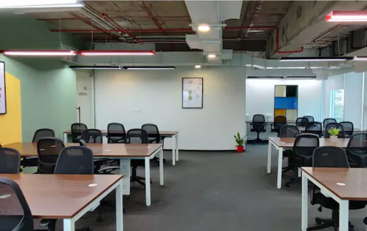 Ranka Junction Powered By OYO Workspaces  Bookofficenow