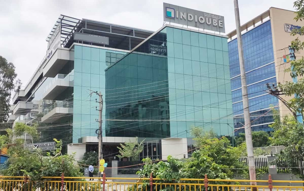 IndiQube Edge | Bookofficenow