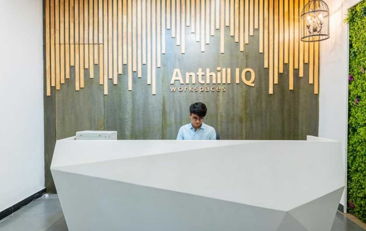 Anthill IQ Workspace | Bookofficenow