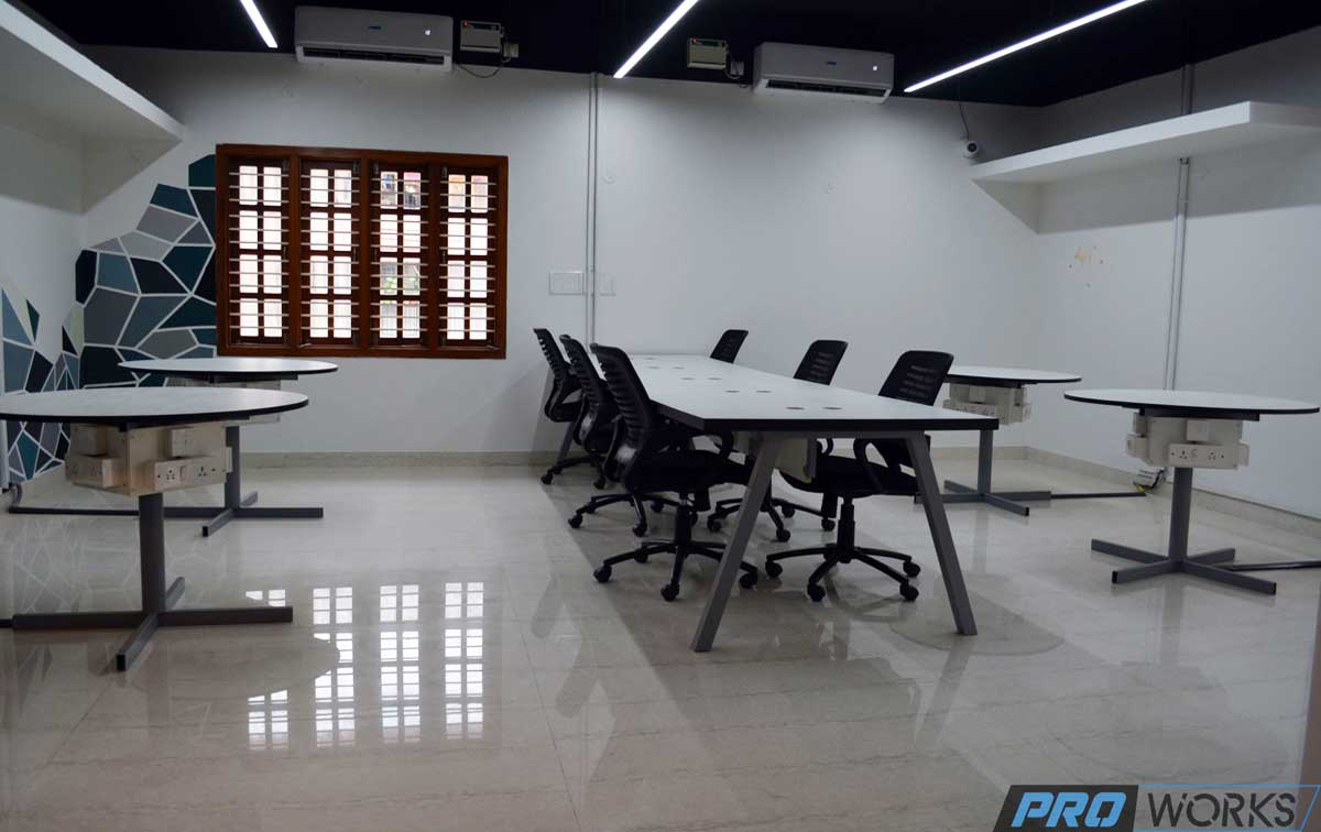 PROWORKS | Bookofficenow