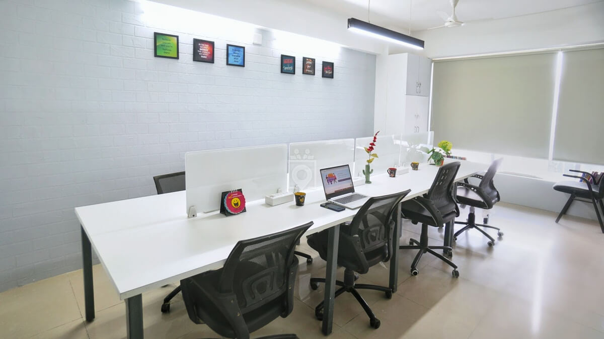 Open Turf Co-working Spaces Satellite Ahmedabad,  Bookofficenow