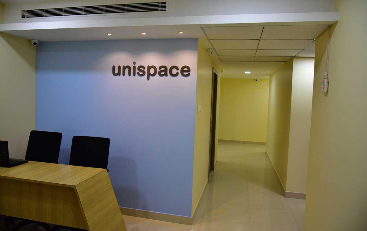 Unispace Business Center | Bookofficenow